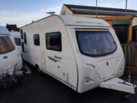 AVONDALE DART 556 FIXED END BUNKS [6 BERTH] 2008 ***SHOWROOM CONDITION***