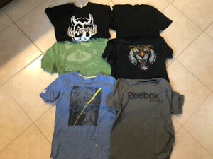 Assorted Brand Name Men's Wear