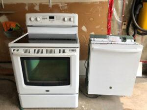 Dishwasher - GE - White