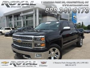 2014 Chevrolet Silverado 1500 LTZ  - Navigation - Sunroof