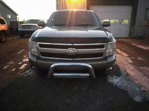 2007 Chevrolet Silverado 1500 LTZ / Z71 / 4X4 with Sun/MoonRoof