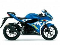 Suzuki GSX-R125 GP 2020 Save £500