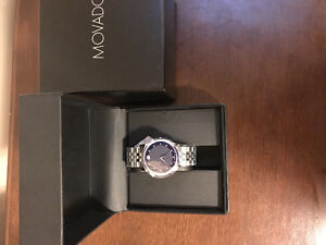 Men's Movado watch brand new