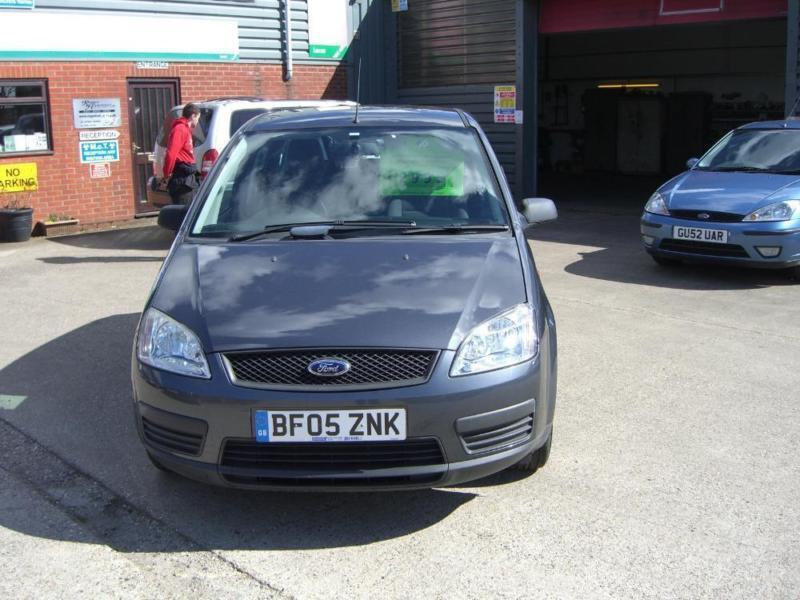 ford focus c max lx 2005 petrol manual in grey in north walsham norfolk gumtree. Black Bedroom Furniture Sets. Home Design Ideas