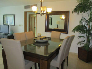 Large condo,Gated community,Long beach, golf, Puerto Plata