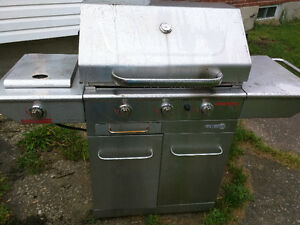 Centro Stainless BBQ