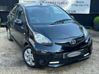 2013 63 TOYOTA AYGO 1.0L VVT-I MOVE WITH STYLE 5D 68 BHP