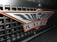 Raven 100 Watt Head (The Big Head)