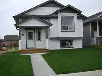 Newer House in South Red Deer