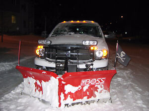 BOSS PLOWS Campbell River Comox Valley Area image 3