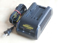 Yardworks 24990 Trimmer/Edger 18-24V Battery Charger