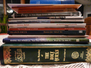 Books on ISLAM - would suit for a lending library!