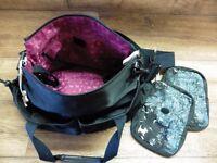 Radley botanical change bag