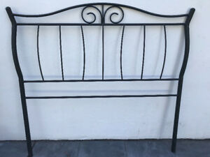 Double bed head board