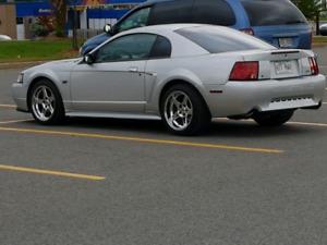 Mustang gt kenne bell
