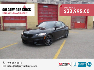 2015 BMW M235i M Performance Edition - 1 of 50 in Canada