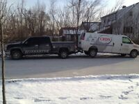 Towing cheap. Tow truck. Towing services