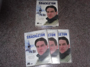 Shackleton + Downtown Abbey + Lonesome Dove + 3more - all for $5