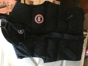Canada Goose vest - adult small