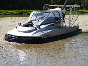 For sale   Hovercraft UH17T