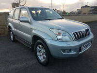Toyota Land Cruiser 3.0 D-4D LC3 - 8 SEATER - 4x4