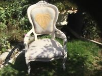 Imaculate French chair