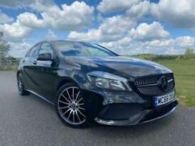 image for 2017 Mercedes-Benz A-CLASS 1.5L A 180 D AMG LINE 5d 107 BHP Hatchback Diesel Sem