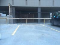 Convenient Downtown Parking Stall for Rent