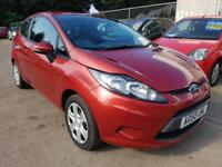 2008 FORD FIESTA 1.25 STYLE PLUS 3 DOOR MANUAL 63K