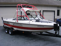 Price Reduction V-Drive 270 Hours plus $3000 in water toys