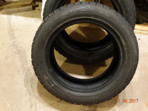4 All season & 2 Winter tires for sale
