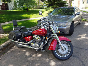 2008 Honda Shadow!