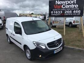 2014 MERCEDES CITAN LONG WHEEL BASE VAN