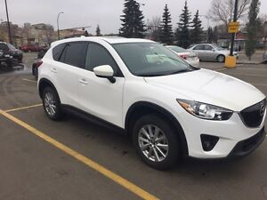 2015 Mazda CX-5 AWD winter tires and rims included