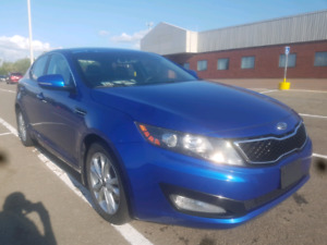 2012 Kia Optima EX TGDI