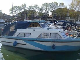 1 bed house boat + 10m Gated Zone 2 Marina Mooring, Perfect Central Pied a terre
