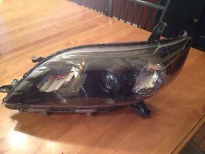 Toyota Sienna 11 12 13 14 se 2011 2012 2013 2014 headlamp