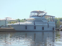 OPEN HOUSE - 1990 Sea Ray 38 Foot Aft Cabin