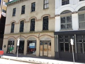 Retail Space for Lease in Renowned Downtown Halifax