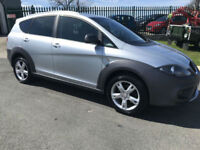 SEAT ALTEA FREETRACK 2.0 TDI 4WD 4X4 FSH RARE TO FIND from £20.63 a week no dep