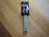 NAPA Ultra Pro 10 Inch Adjustable Wrench