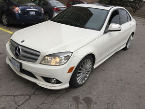2009 Mercedes-Benz C-Class Sedan Cambridge Kitchener Area image 8