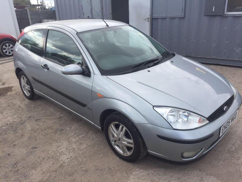 ford focus 2005 1 8 tdci my zetec diesel manual full service history in hornchurch london. Black Bedroom Furniture Sets. Home Design Ideas