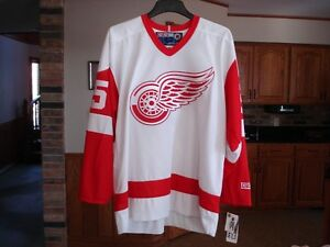 Signed - Darren McCarty Detroit Red Wings Away Jersey for $200