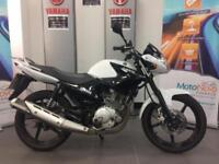 YAMAHA YBR125 LOW MILEAGE LEARNER LEGAL HPI CLEAR DELIVERY ARRANGED