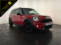 2011 61 MINI COOPER S CLUBMAN ESTATE FINANCE PX WELCOME