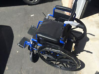 New in Box - Small Folding Wheelchair -Seat Sizw 16'' -Good for