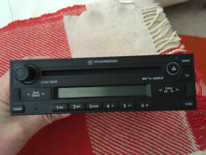 Vw golf jetta CD original deck
