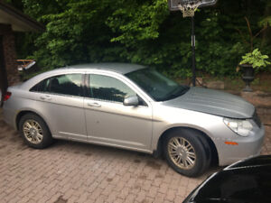 2007 Chrysler Sebring. CERTIFIED AND ETESTED
