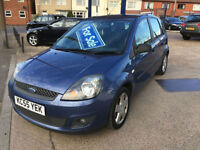 2006 Ford Fiesta 1.4 Zetec Climate 72,000 MILES FULL HISTORY, HPI CLEAR